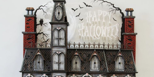 scary Halloween Advent calendars