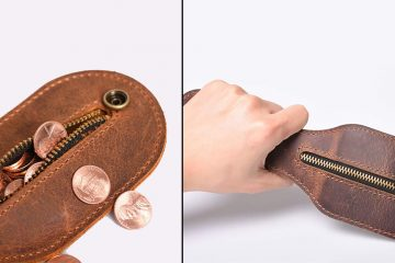self defense coin purse