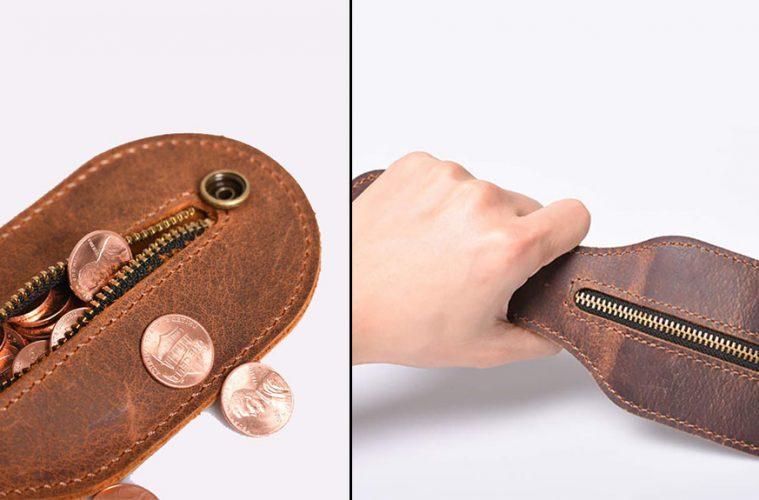 self defense coin purse