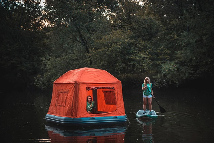smithfly floating tent