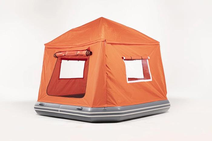 smithfly innovative floating tent
