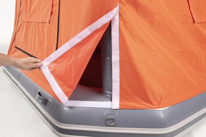 smithfly shoal tent sides attachment