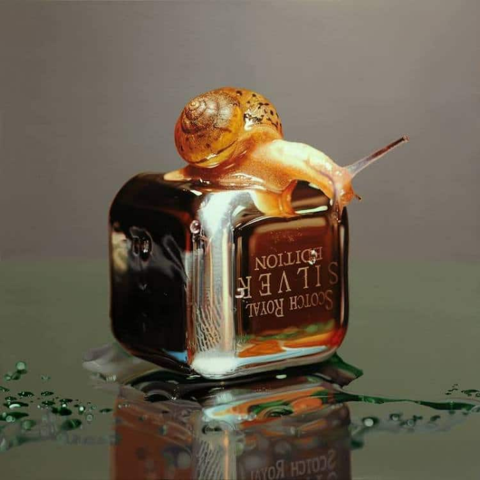 snail young sung kim hyperrealism