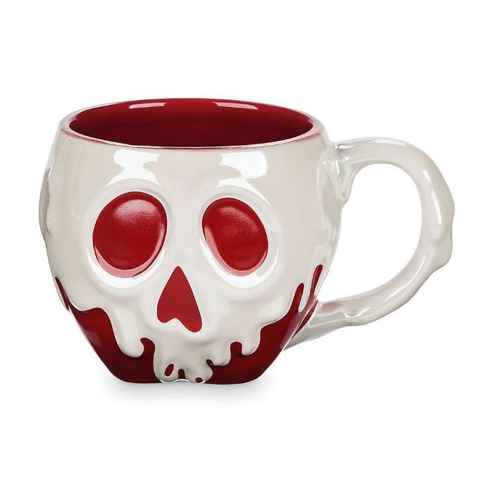 snow white apple mug halloween themed disney products sold on amazon