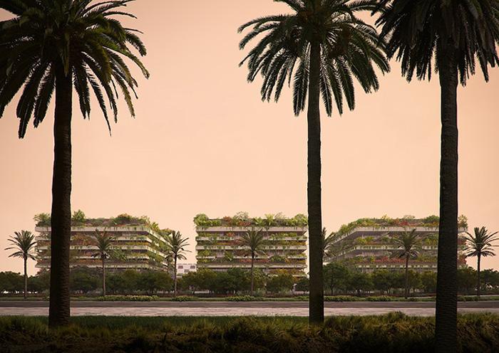 stefano boeri vertical forest cairo egypt