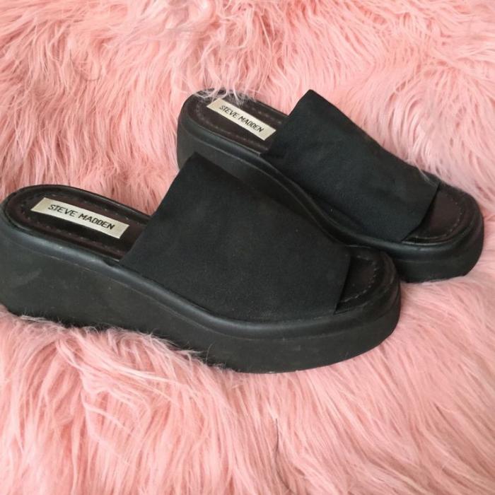 steve madden slip-ons shoe nostalgia