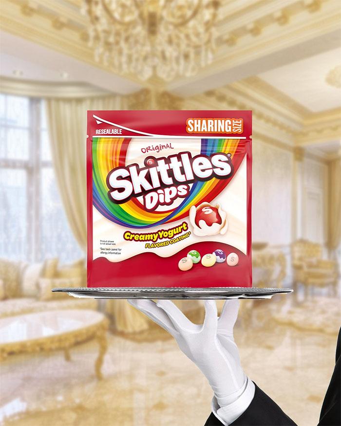 yogurt skittles