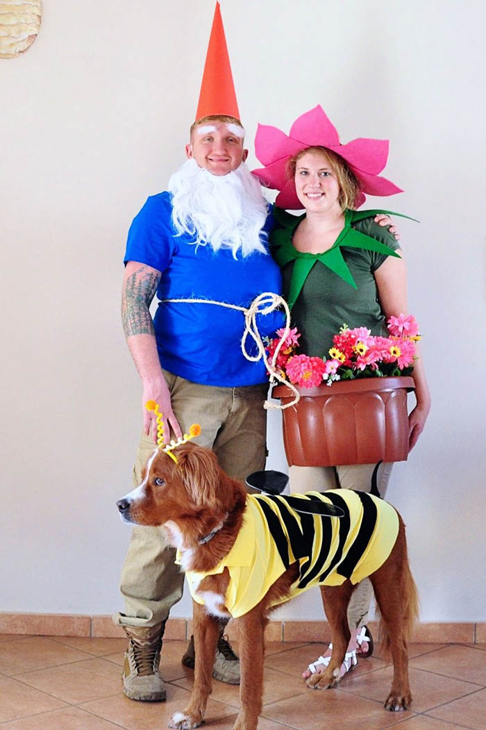 Bumblee Bee Dog Costume