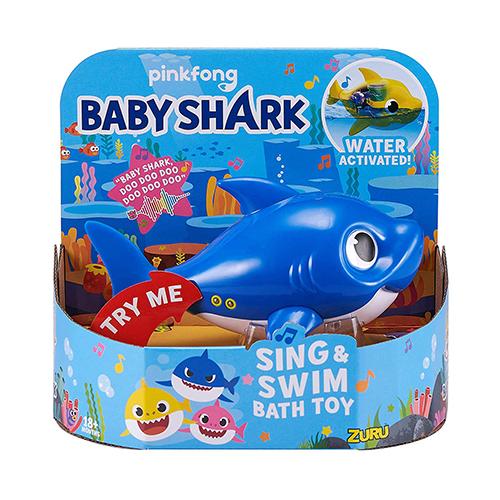 Daddy Shark Bath Toy