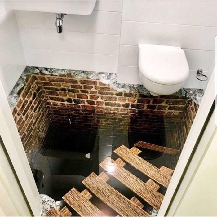 Weirdest Indiana Jones Toilet