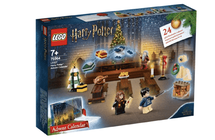 LEGO Harry Potter Advent Calendar Box
