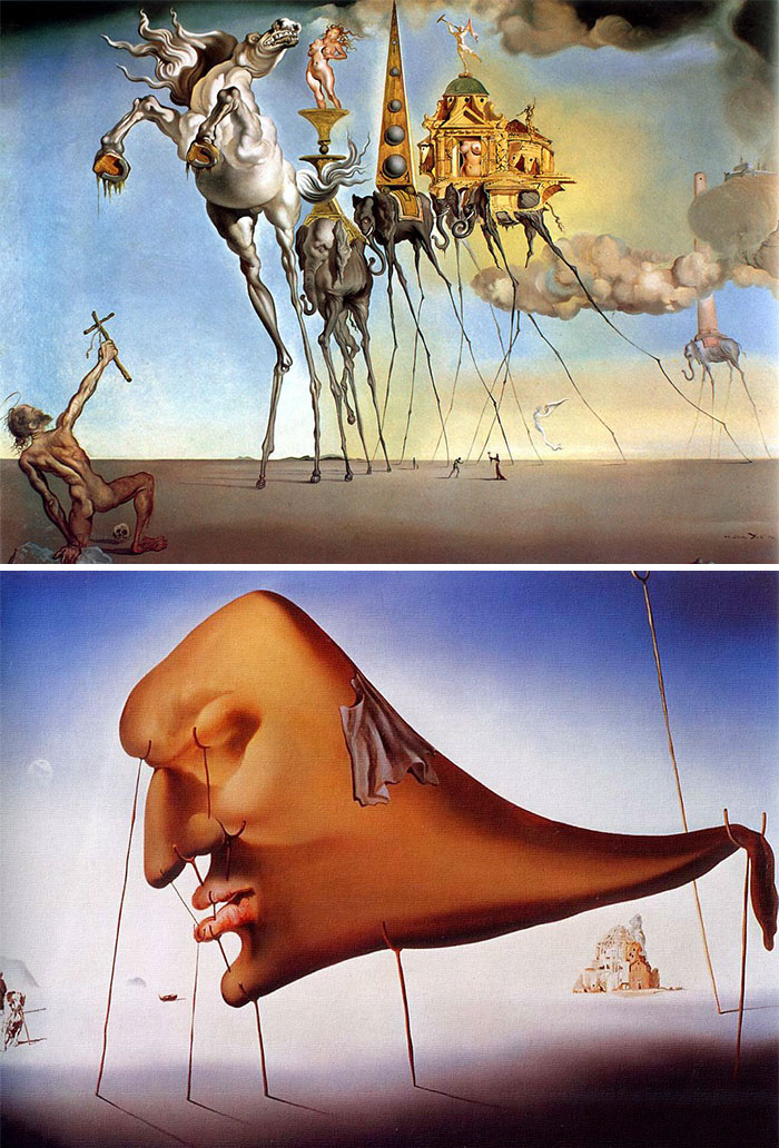 How to identify painters by their art - Dali