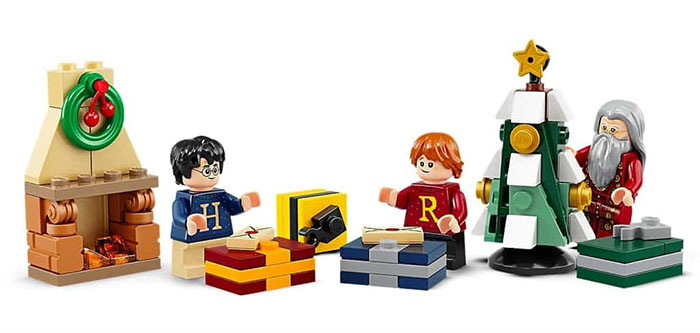 LEGO Harry Potter Advent Calendar Exclusive Toys