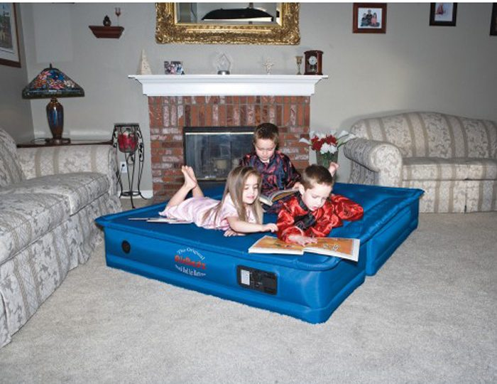 airbedz truck bed air mattress indoor sleeping pad