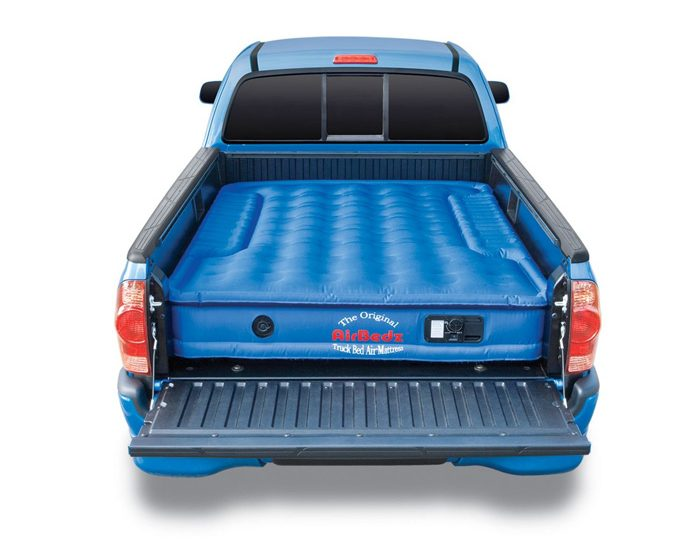airbedz truck bed air mattress pickup truck