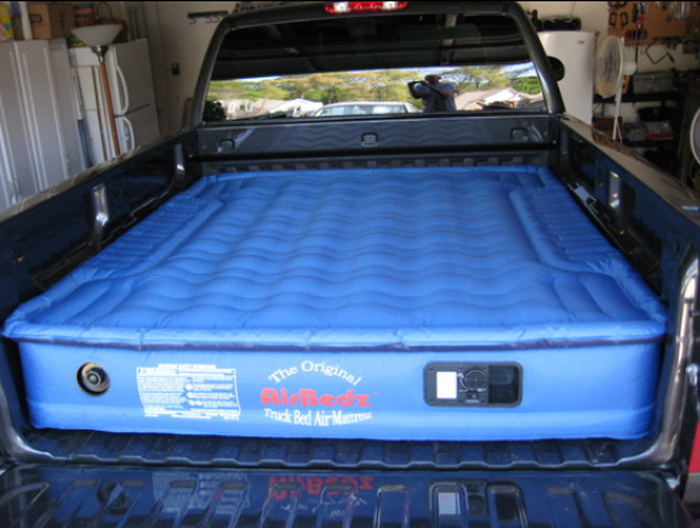 airbedz truck bed air mattress testimonial