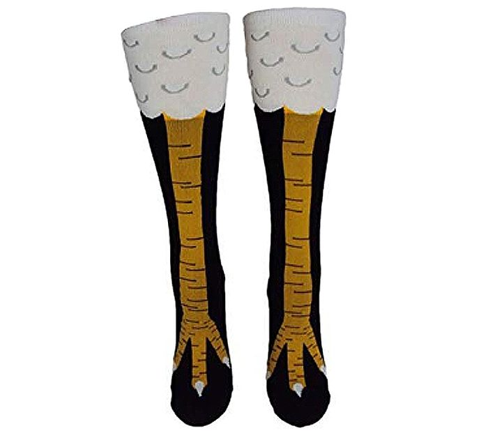 amazon chicken leg socks