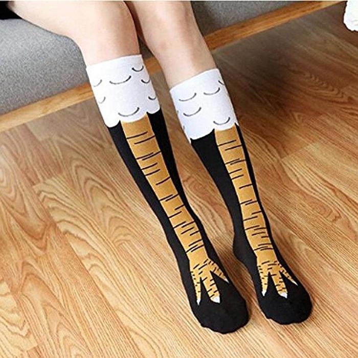 amazon realistic chicken leg socks