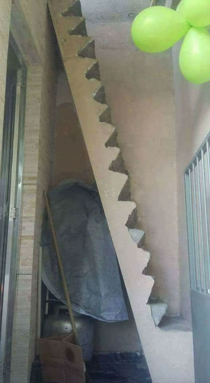 bad stair designs deadly steep