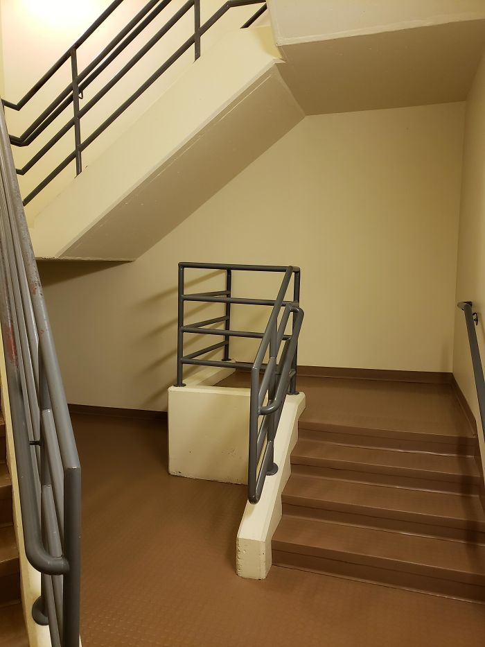 bad stair designs useless