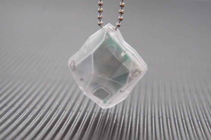 baketan reiseki ghost-detecting stone cracked quartz