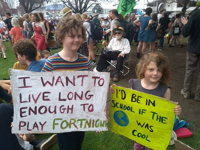 best climate strike signs play fortnite