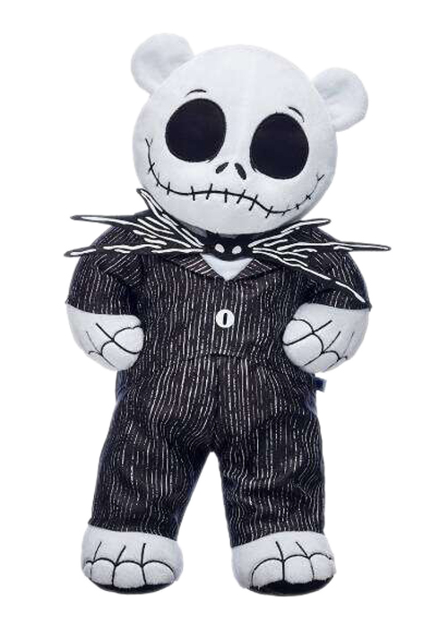 build-a-bear's nightmare before christmas collection jack skellington