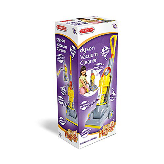 casdon dyson vacuum toy box