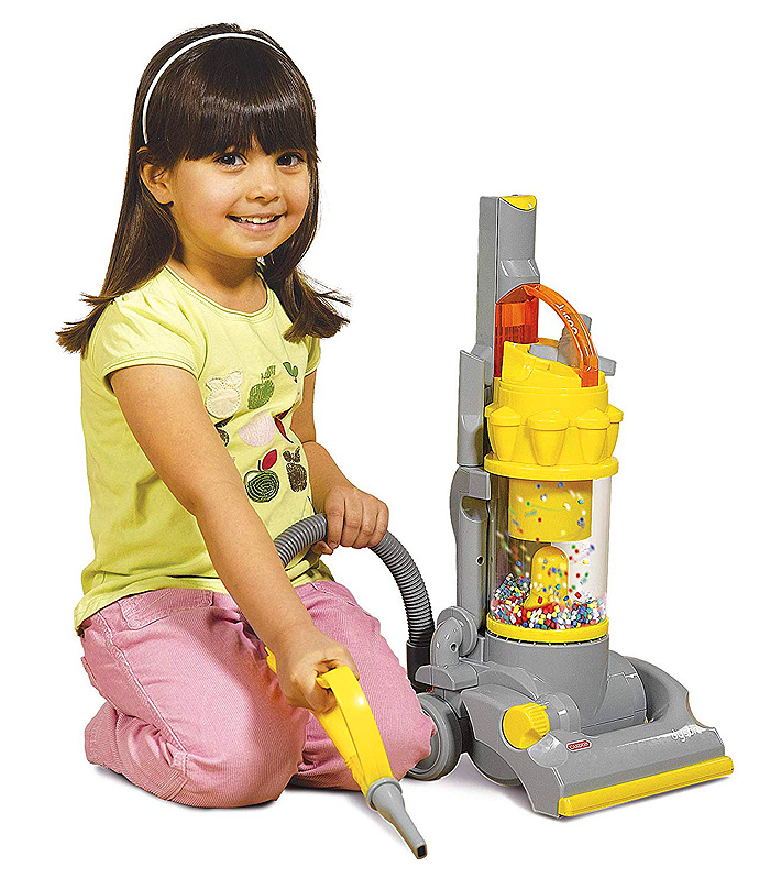 casdon dyson vacuum toy wand suction