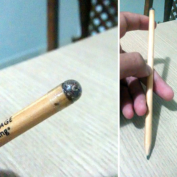 clever eco-friendly ideas pencil tip seeds