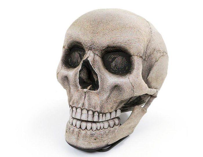 etsy skull bean bag chair