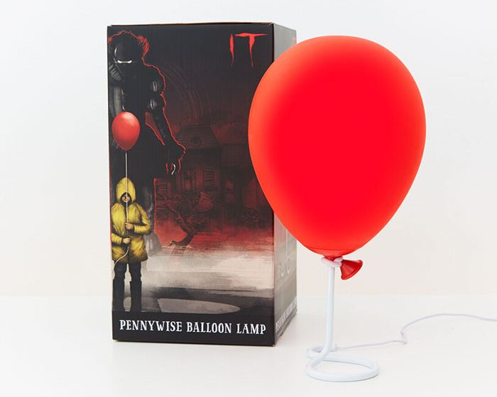 firebox it pennywise balloon lamp