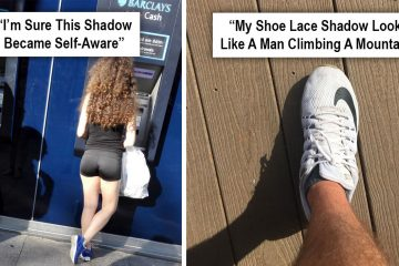 funny shadows