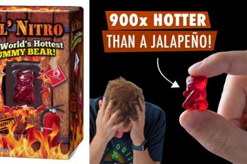 hot gummy bears