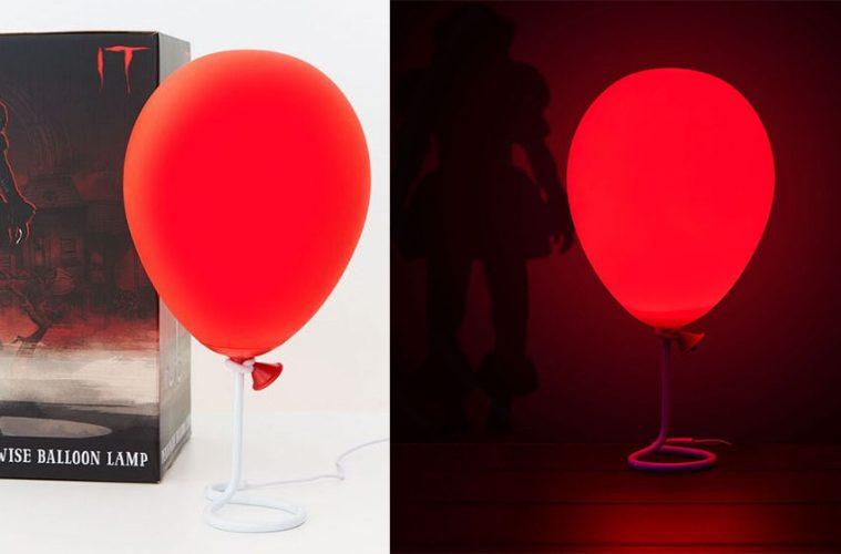 it balloon lamp