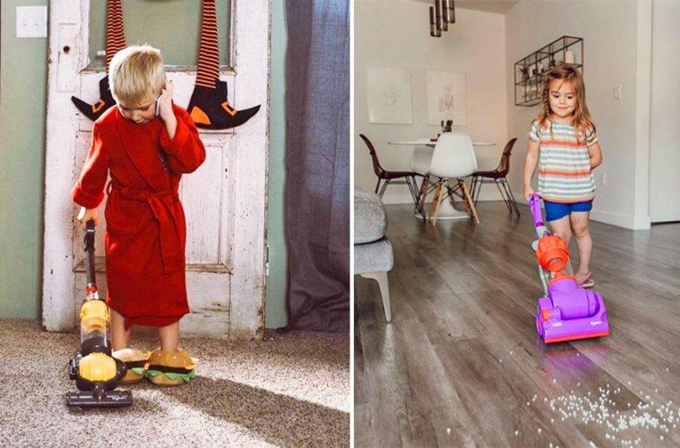 kids dyson vacuum