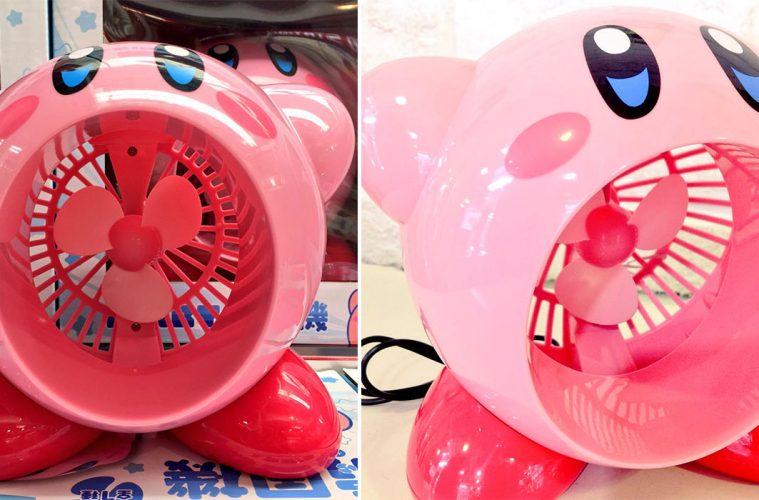 kirby fan