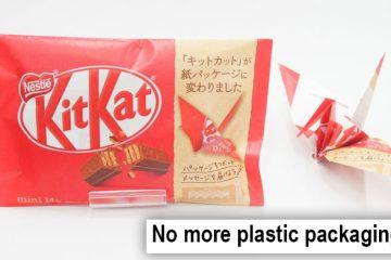kitkat origami