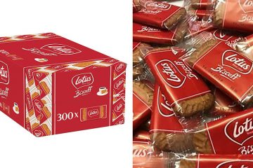lotus biscoff 300 pack