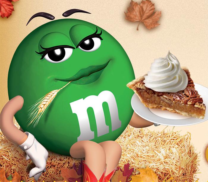 mms pecan pie flavor