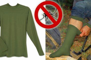 mosquito blocking clothes