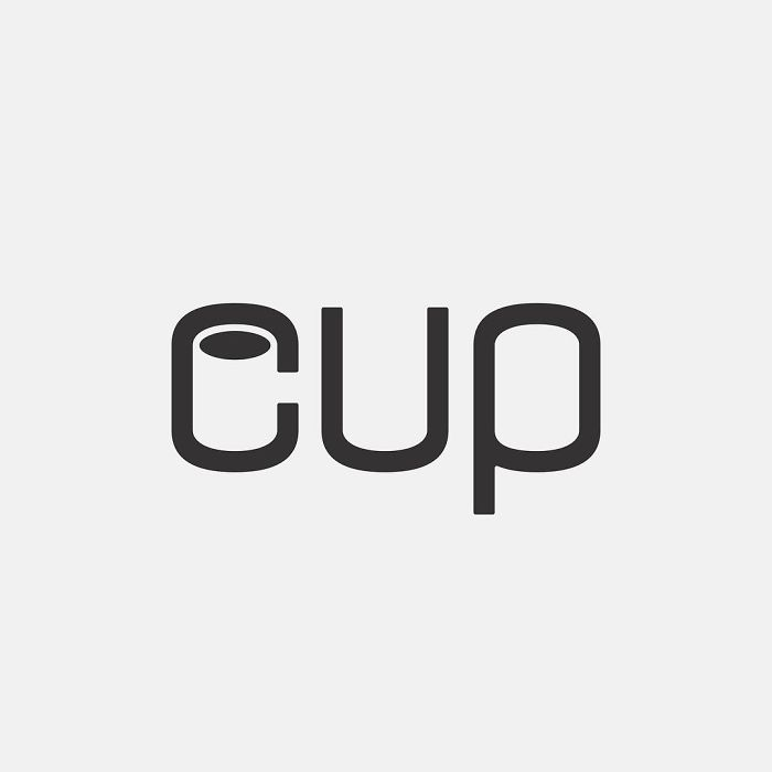mustafa omerli creative logo designs cup