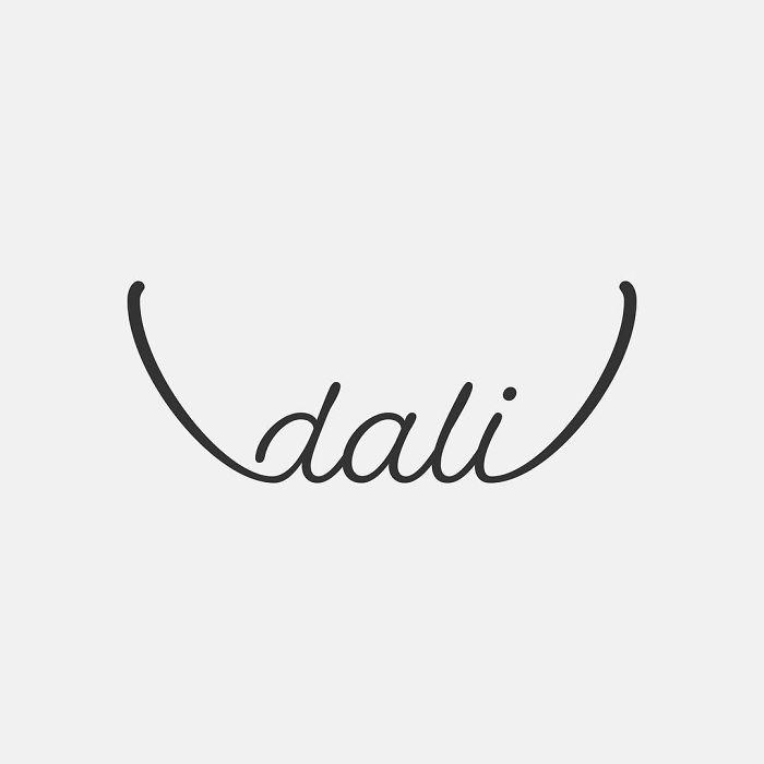 mustafa omerli creative logo designs dali