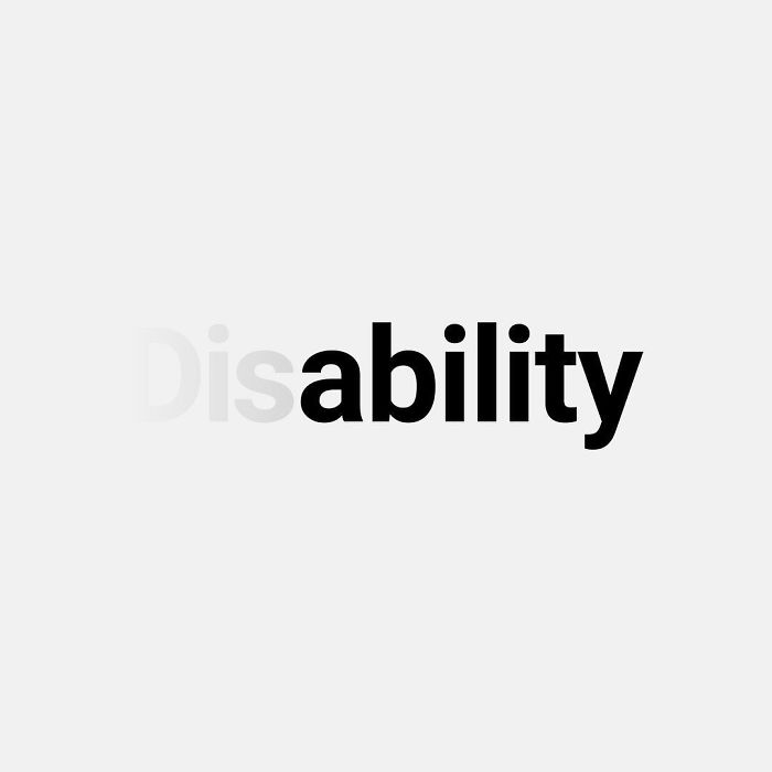mustafa omerli creative logo designs disability