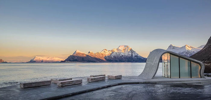norway most beautiful public toilet in the world