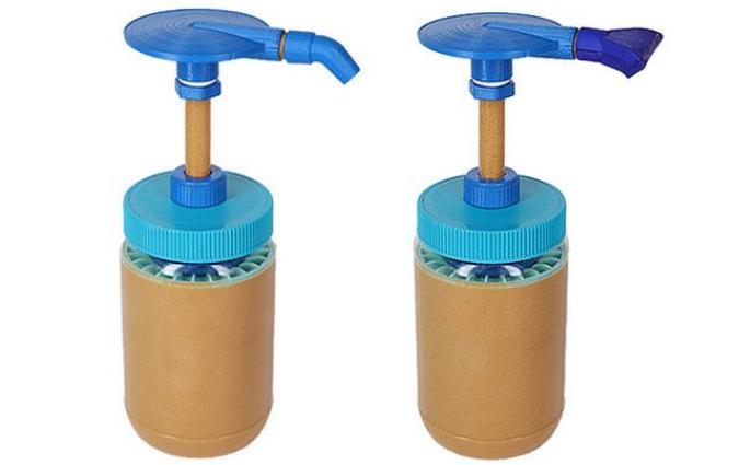 peanut butter pump nozzles indiegogo