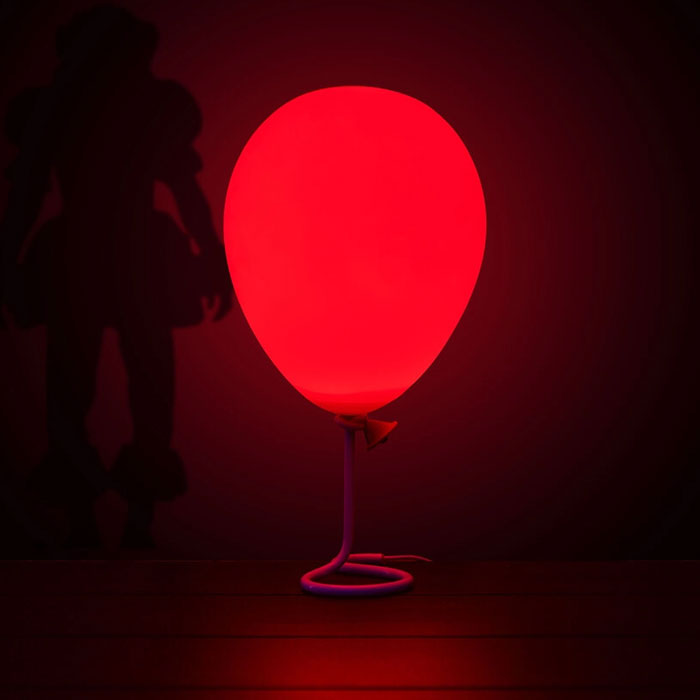 pennywise balloon lamp replica