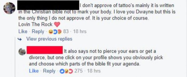 people being called out ikea biblical take on tattoo