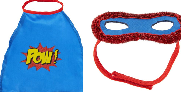 petsmart superhero set hamster halloween costumes