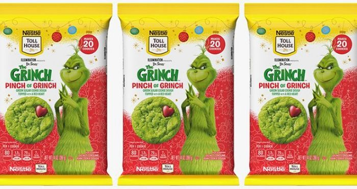 pinch of grinch